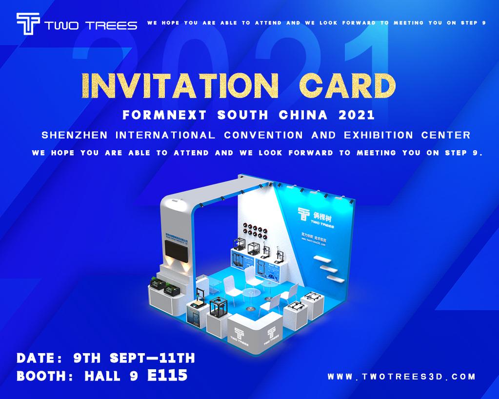 formnext 2021 invitation